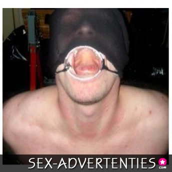bdsm advertentie afzuigen sex